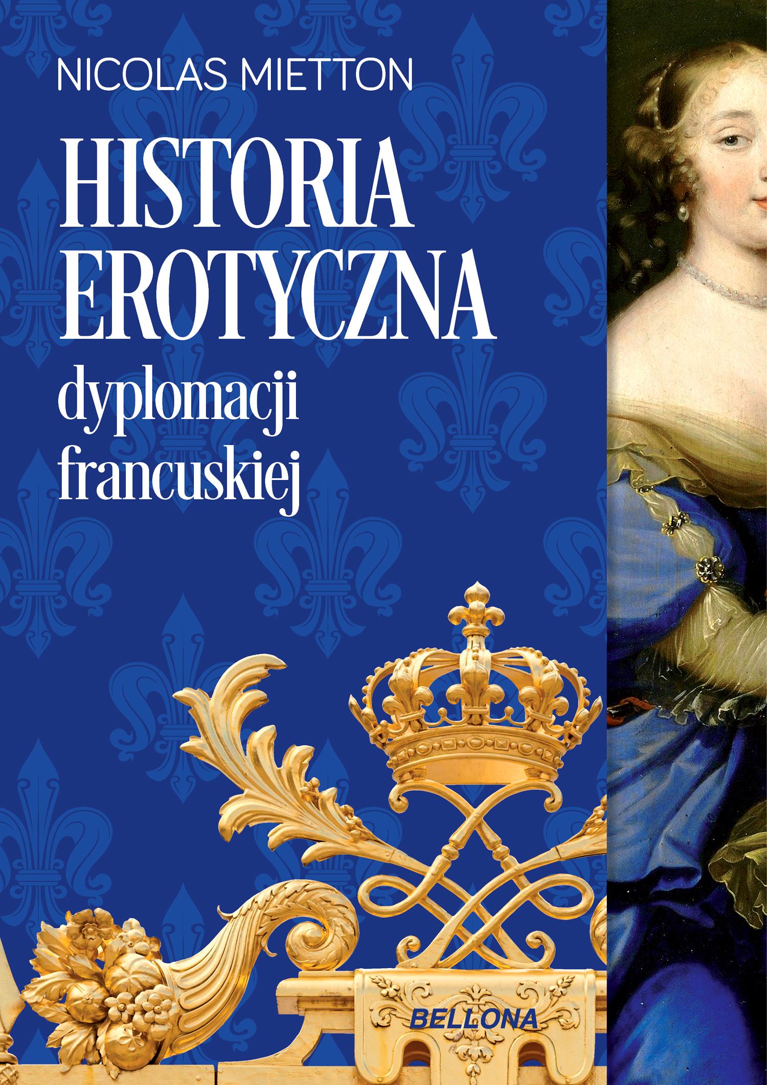 Historia erotyczna dyplomacji francuskiej